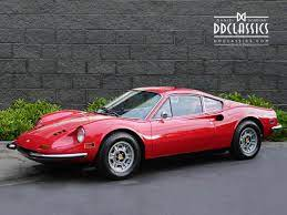 Named After Enzo Ferrari S Son The Dino Has An Incredible History Dd Classics Classic Car Blog