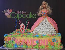 Princess Garden Cake Ideas Photograph Barbieprincess Li
