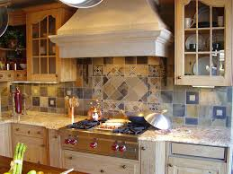 Kitchen Tile Backsplash Murals Accent Tiles For Kitchen Backsplash Sunflower Basket Tile Mural