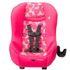 cosco scenera next convertible car seat blossom pink