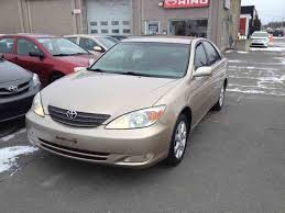 Used 2002 Toyota Camry V6 in Granby - Used inventory - Granby ...