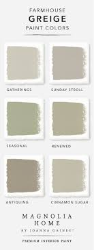 Give your home a chic, modern update with a little help from the Magnolia  Home by Joanna GainesTM paint collection. This timeless collection has  hundreds of ...