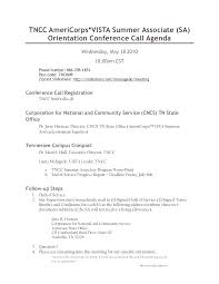 Conference Call Agenda Template Example Format Sample Board Meeting ...