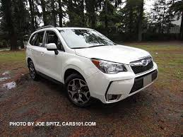 subaru forester 2016 white. Unique 2016 2016 White Subaru Forester 20XT Premium With Optional Fog Lights To White 0