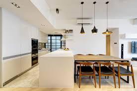 mid century modern pendant light kitchen