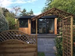 garden home office. Home Office Garden Room With Awning Www.swiftorg.co.uk   Swift Garden Rooms  Pinterest