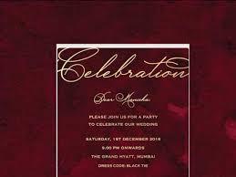 Alia Designs Invitations Deepika Padukone And Ranveer Singh Party Invitation Card