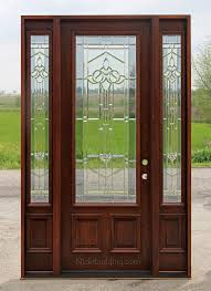 front entry door with lots of glass n250 majestic