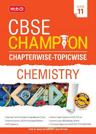 Cbse Champion Chapterwise Topicwise Chemistry Class 11