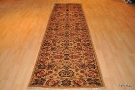 details about 10 feet long hall runner top quality wool persian design hand made oriental rug