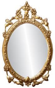 vintage mirror clipart. snow vintage mirror clipart