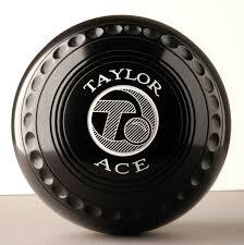 Taylor Ace Lawn Bowls Bias Chart Taylor Ace Bowls