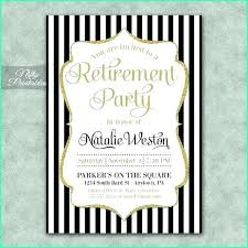 Free Camouflage Retirement Party Template Invitation Ms Word