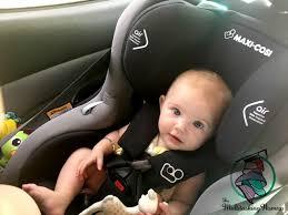 happy baby big fat check maxi cosi moda car seat review