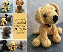 Crochet Dog Pattern Fascinating Dog Crochet Pattern Pinterest Top Pins Video Tutorial