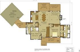 modern farmhouse house plan max