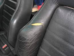 how to repair this seat tear pelican