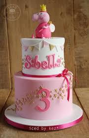 Peppa Pig Cakes Cakes Design