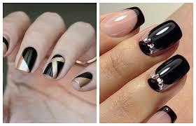 Nail Design Pro Krátké Nehty čerstvé Fotografie Krásné Nehty