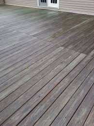 How To Make An Old Deck Look New Deck Cleaning Protection And Deck Stain For Old Wood