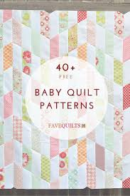 Quilt Patterns For Babies Custom Inspiration Ideas