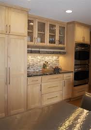 kitchen colors with light wood cabinets then dining table combo maple ideas also cabinet glass door