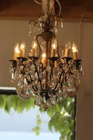 12 light french chandelier