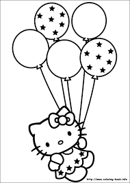 Coloring pages for hello kitty are available below. Hello Kitty Coloring Picture