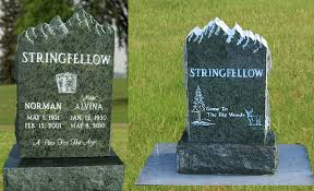 Design My Own Headstone Glacier Monuments Home Of Montana Memorial Art