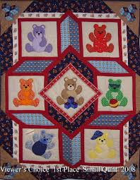 Teddy Bear quilt- really like the way these blocks are set ... & Teddy Bear quilt- really like the way these blocks are set together! Adamdwight.com