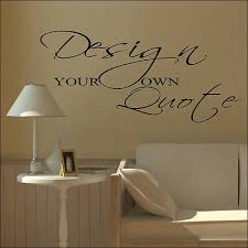 large design your own custom wall