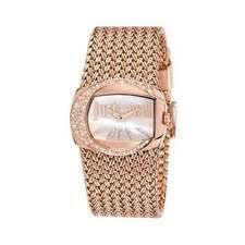 roberto cavalli watch roberto cavalli just cavalli rich rg 2h rose gold weave bracelet watch new