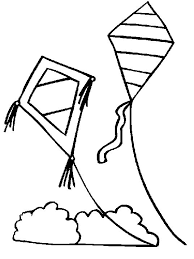 Small Picture Printable Coloring Pages Kite Coloring Pages