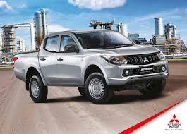 Forty years of Mitsubishi pickup success