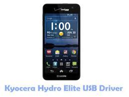 Download Kyocera Hydro Elite USB Driver ...
