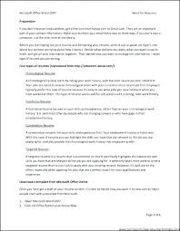 Open Office Resume Cover Letter Template Functional Resume Template Open Office Sample Professional Resume