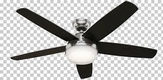 ceiling fans light brushed metal ceiling fan png clipart