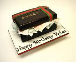 12 Cakes For Men Gucci Blue Photo Gucci Birthday Cake Gucci