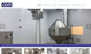 Creative Machine Designs Inc Creative Design Machine Inc Industrial Mixers