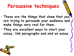 persuasive writing techniques aforest and fap ppt video online persuasive techniques