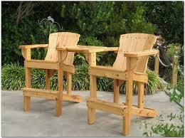 furniture deck. high adirondack chair maybe for nick handicap furniture deck n