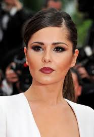 makeup ideas with whitedress