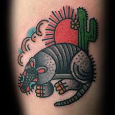 Pánské Tetování Na Rameno