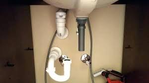 bathroom sink p trap bathroom sink drain pipe and p trap meet name views size bathroom