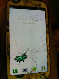 Browse millions of popular broke wallpapers and ringtones on zedge and personalize your phone to broken screen wallpaper for mobile phone, tablet, desktop computer and other devices hd and 4k wallpapers. 22 Creative Ways To Fix Your Broken Phone Screen Bored Panda