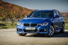 BMW Convertible bmw 3 touring m sport : BMW 3-Series 320d xDrive Touring M Sport Test Drive