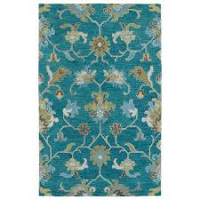 kaleen helena turquoise 9 ft x 12 ft area rug