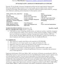 Process Improvement Resume Examples Quality Control Clerk Sample Resume Shalomhouseus 13