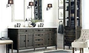 restoration hardware vanity bathroom sinks vanities table