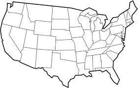 Map Of The Usa Blank Aahealthcare This Is What Happens When
